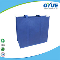 Cheap recycled top quality promotion non woven bag plain