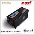 Pure sine wave low frequency EP3000series 5kw power inverter for refrigerator