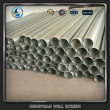 Low Carbon Steel Galvanized Sand Control Water Well Screens