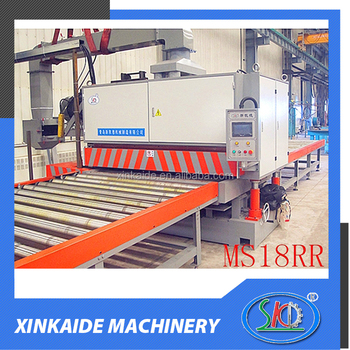 Dry Mode Metal Belt Crankshaft Grinding Machine