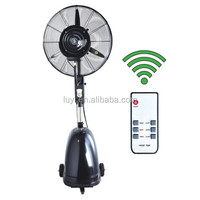 outdoor fan mist
