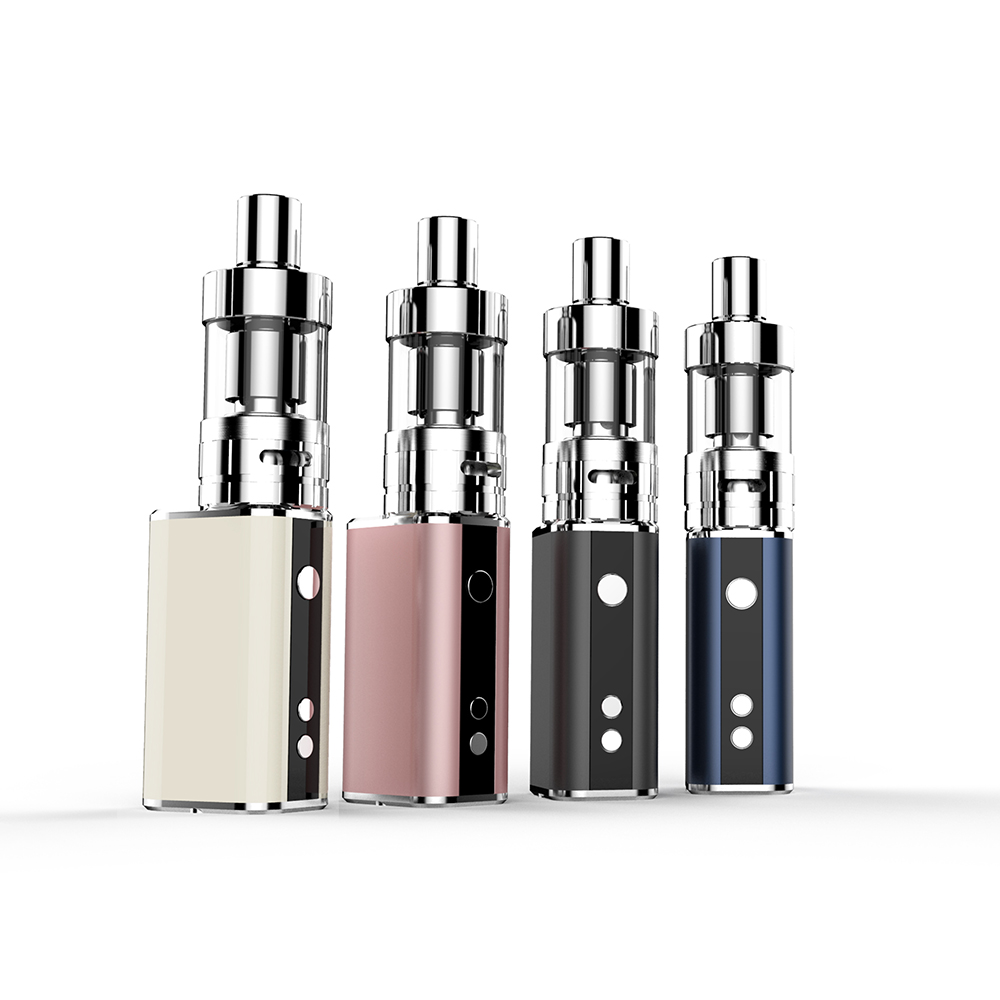 Vivakita electronic vaporizer 25w mini mod MOVE BASIC huge vapor variable wattage mod electronic cigarette starter kit