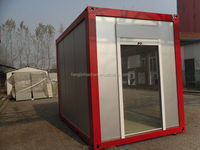 Multi function easy installation customized container homes prefab house