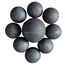 60mm Ball mill grinding media hot rolled steel balls for mining industry