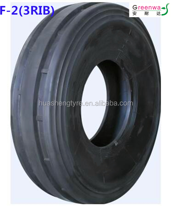 F-2(3RIB) 6.00-16 agricultural tractor tyre front tyre