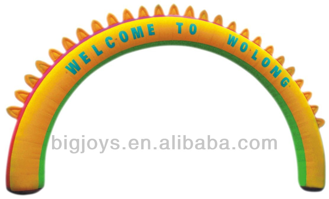 outdoor entrance arch designs,inflatable event entrance arch