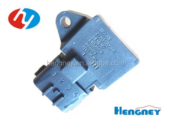 Hengney air flow meter 5WK98819 22365-AX000 for nissan