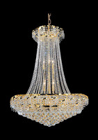 Zhongshan new crystal chandelier decoration light