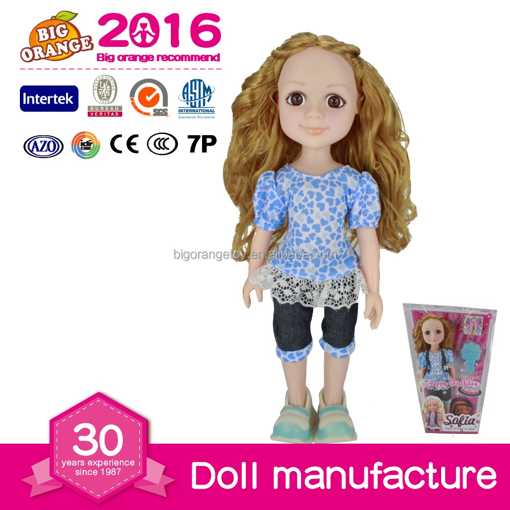 Russia Doll With High Grade Backpack games For Girls