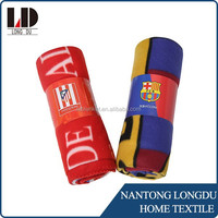 100% polyester printing polar fleece blanket