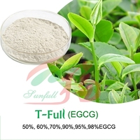 Green Tea Extracts 98% Polyphenols / 80% catechin/ 60% EGCG