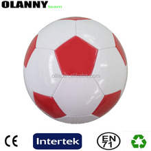 wholesale good quality low price customized manufacturer PVC soccer ball
