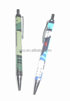 New Luxury Gift Promotion Metal Ball Pen With Custom Logo Advertising Ballpoint Pen