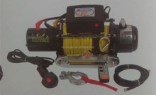 CE approved 13000LBS electric winch synthetic rope waterproof/ 4X4 off-road 13000LBS winch/Steel wire rope