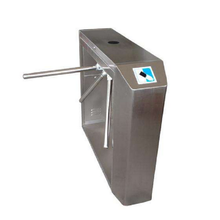 Entrance automatic turnstile barrier gate access system tripod turnstile
