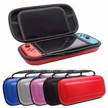 Wholesale protective custom hard EVA carrying travel case for nintendo switch