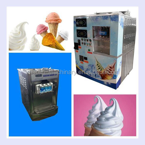 best selling soft ice cream vending machine, ice cream/gelato machine for sale