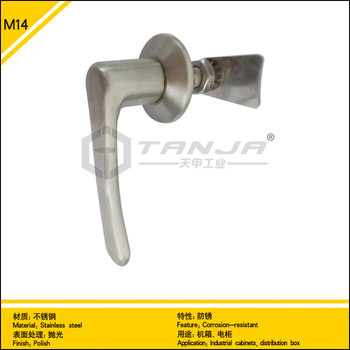 good quality Chromed handle latch