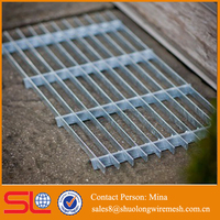 nylon door mat with high quality wire mesh
