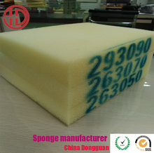 high quality porous quick dry foam ourdoor funiture cushions foam