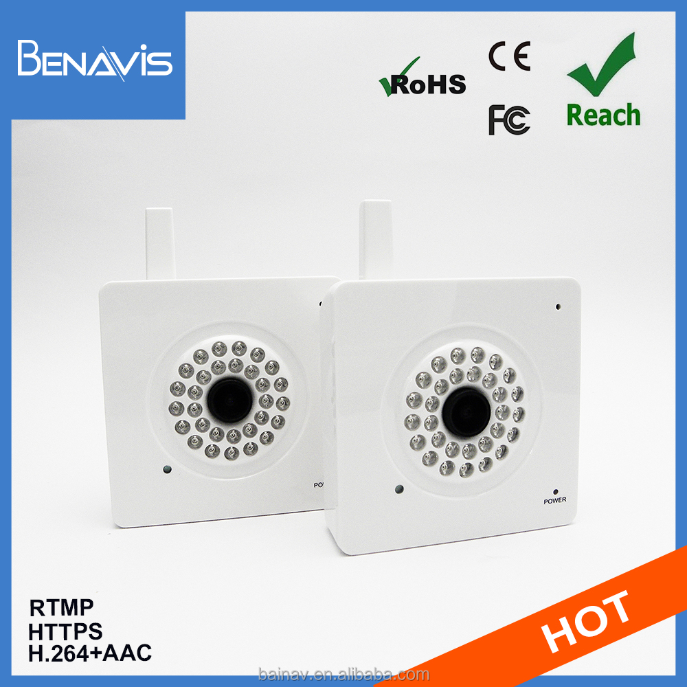 Real-Time Ip Monitor Monitoring Video Camera Wireless Cctv System