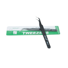 Anti-static tweezers Switzerland VETUS precision elbow stainless steel tweezers ESD-15