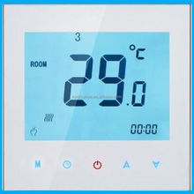 Top grade fast delivery touch screen sensitive room thermostat
