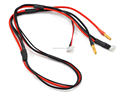 RC Balance Charge Lead (2S Balance Harness to 4mm Banana Plugs w/4S Adapter)