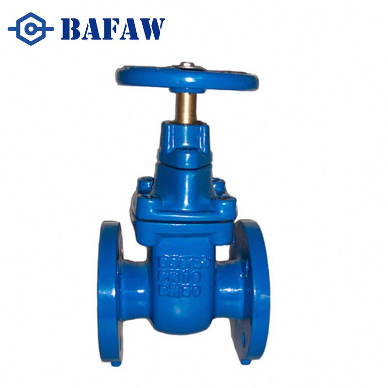 Strict quality requirements factory customized crane gate valve