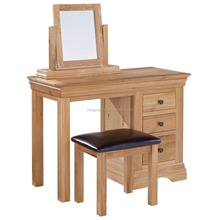 wooden leather bar stool chair wooden toys wooden dressing table with mirror and stool