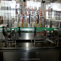 Full automatic bottle olive oil packaging machine