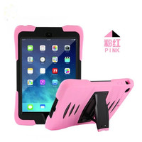 For Apple Ipad mini3 Protective Cover Case With Stand Shockproof