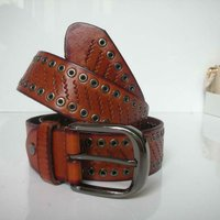 2013 Fashion Studed Men S Leather