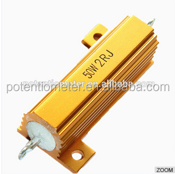 5W 10W 20W 25W 50W 500W RX24 0.01% rotary variable power resistor