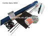 High end fly rod fly fishing combo