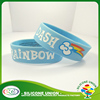 Bulk Cheap Custom Thick Silicone Bracelet