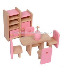 custom plastic miniature furniture for doll house;customized toy plastic miniature furniture for doll house