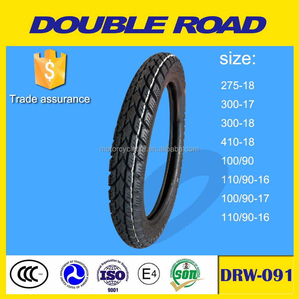 China top brand off road motorcycle tire 4.10-18 in Qingdao