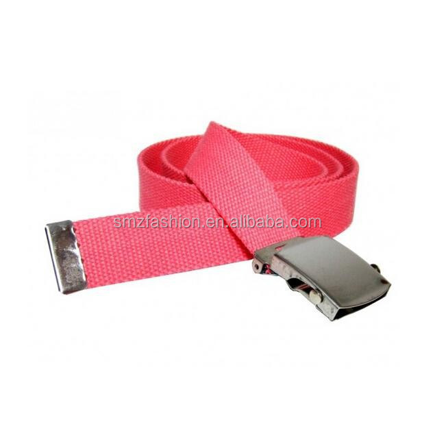 Made in China Fashion Custom Web Belts