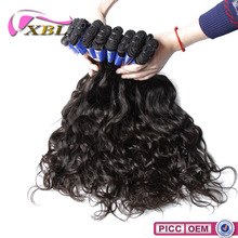 Top quality natural Peruvian girl hair weave