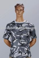 Camo Military Fashion Cheap Army British Ocean All-Cotton T shirt