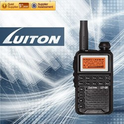 Warranty 1 year dual standby cheap long range walkie talkies