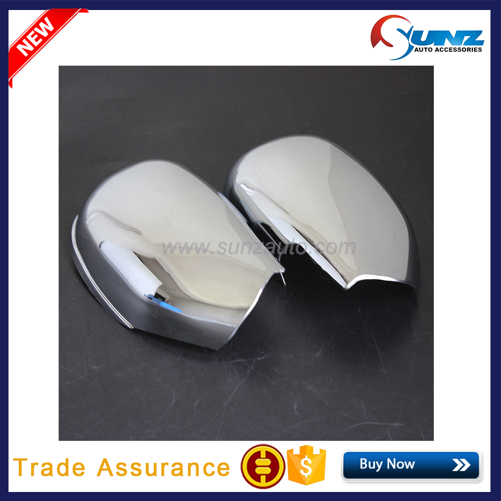 Side Mirror Cover ABS Chrome Door Mirror Cover For Toyota Rav4 1996 to 2000 accessories