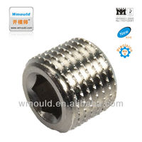 ZZ94/R1/2 Hexagon socket mould part cooling plastic pipe plugs