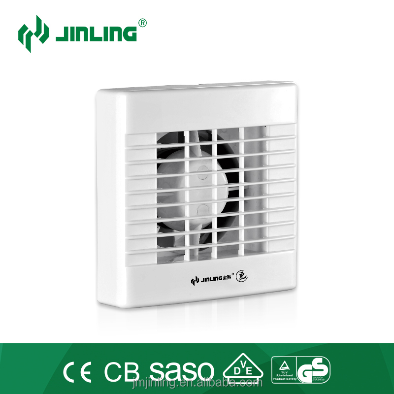 4 inch/ 6 inch Axial flow window mounted Bathroom exhaust fan