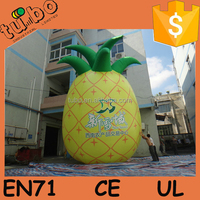 custom giant inflatable pineapple/inflatable fruit/inflatable replica for advertising