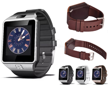 High-end luxury wristwatch for Apple iPhone Samsung HTC LG Android Phones of wifi smart watch