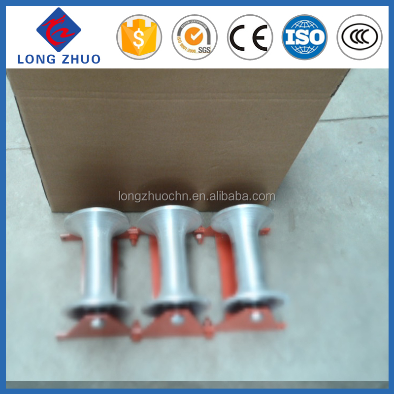 Wire Roller Wheel & Land Cable Roller & China Cable Pulleys with High Quality