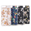 with stand rose pattern leather cover for apple iphone 7 plus