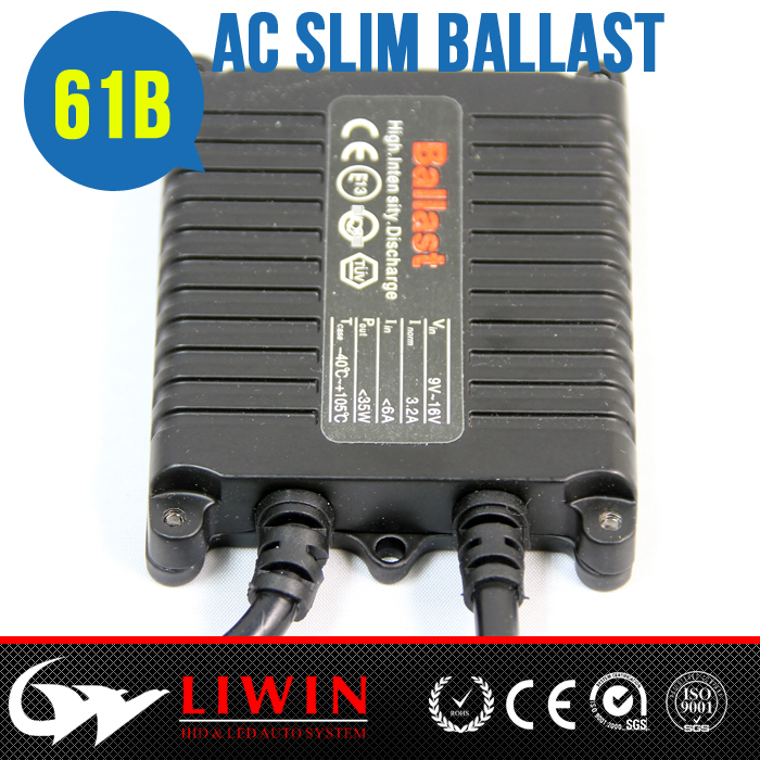 Wholesale retail super mini ballast hid kit35 55w HID ballast kits for Spyder car head lamp